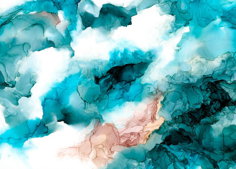 Ink Painting by Frankie Hsu