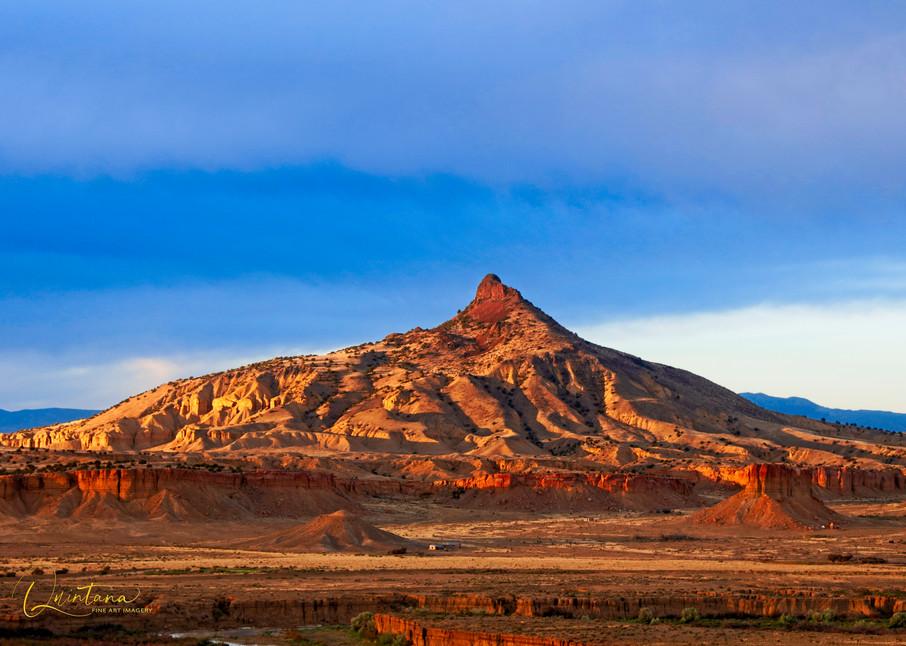 Cerro Cochin - A Fine Art Photograph by Marcos R. Quintana