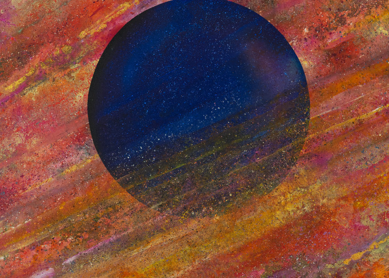 Event Horizon #18 - Giclee reproduction of art by David Copson