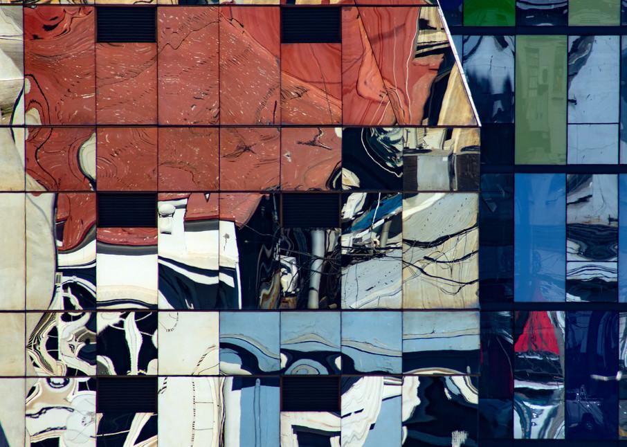 Reflections Of Valparaiso Art | karenihirsch