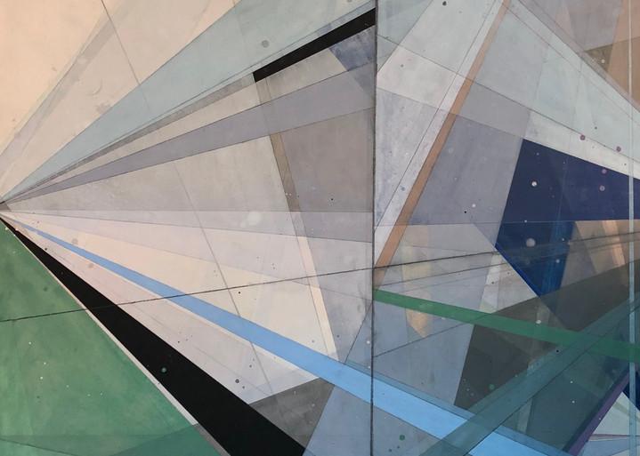 Fallacy Of Sunk Costs Art | Romanova Art
