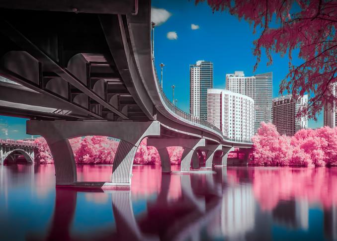 Crossing the River of Dreams Art Print