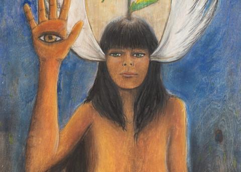 Your Mirror Eye Art | Priscila Soares - MyLuckyEars