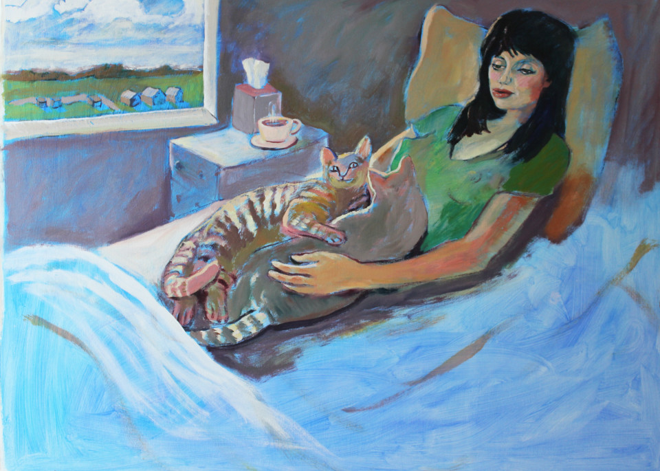 2 Cats  Art   Not specified