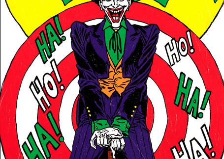 Last Laugh Print Art | Todd Monk Art
