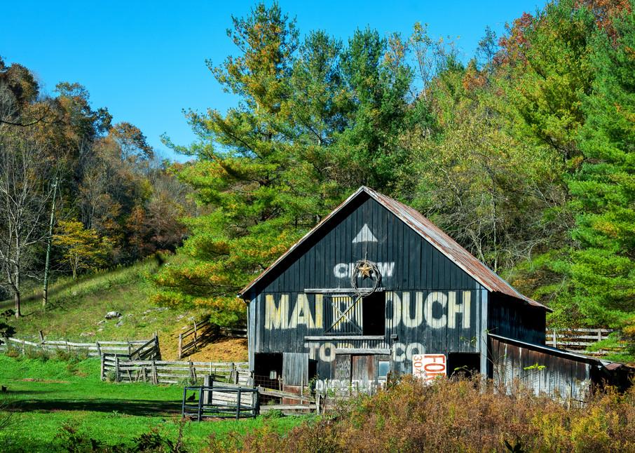 West Virginia Barn Photography Art   Ken Smith Gallery