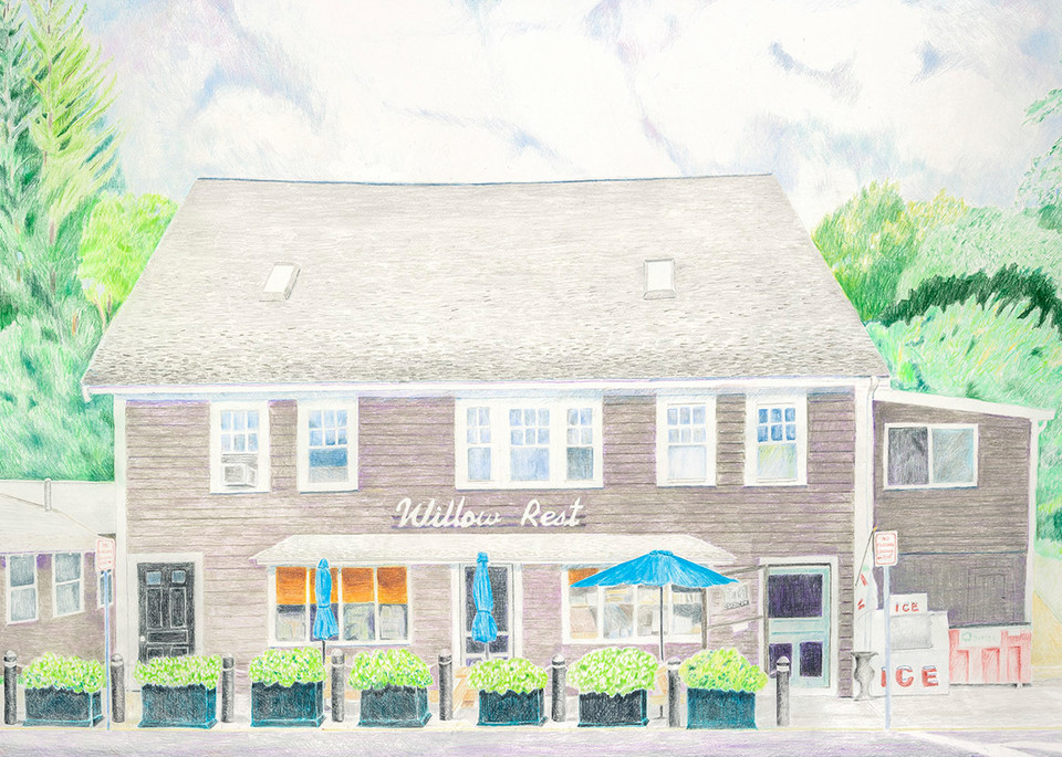 Willow Rest Art | capeanngiclee