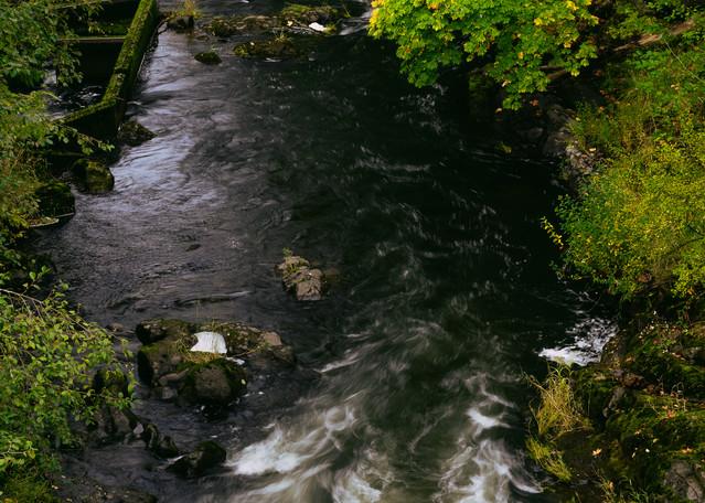 Autumn, Deschutes River, Tumwater, Washington, 2020