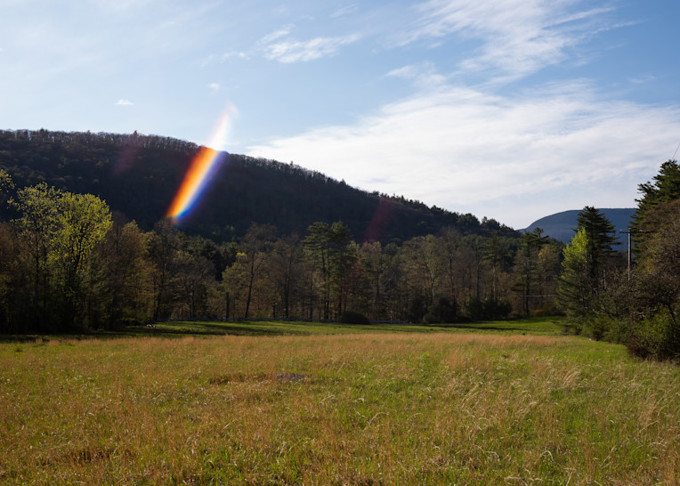 Half Rainbow Photography Art | LenaDi Photography LLC