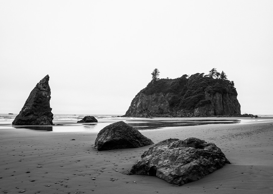 Ruby Beach, Olympic National Park, Washington, 2013