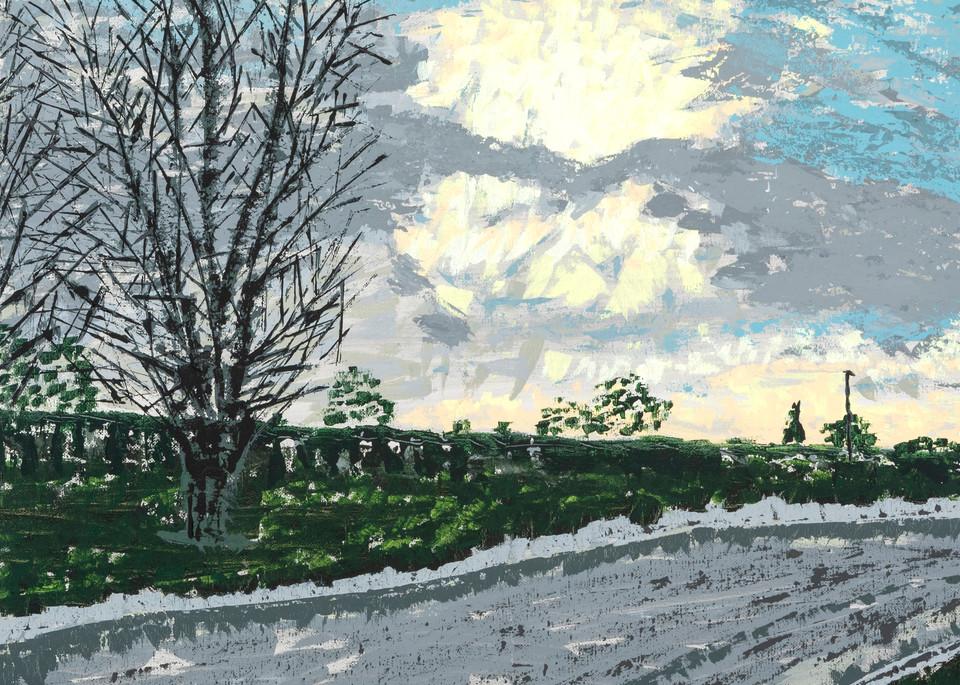 School Run Art | Emma Frost