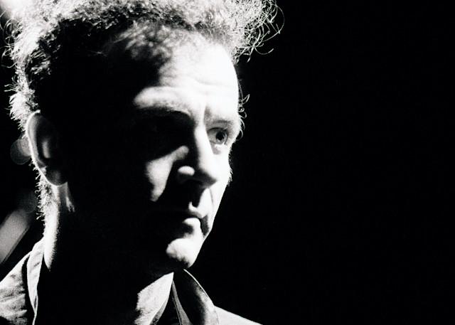 Hugh Cornwell of The Stranglers