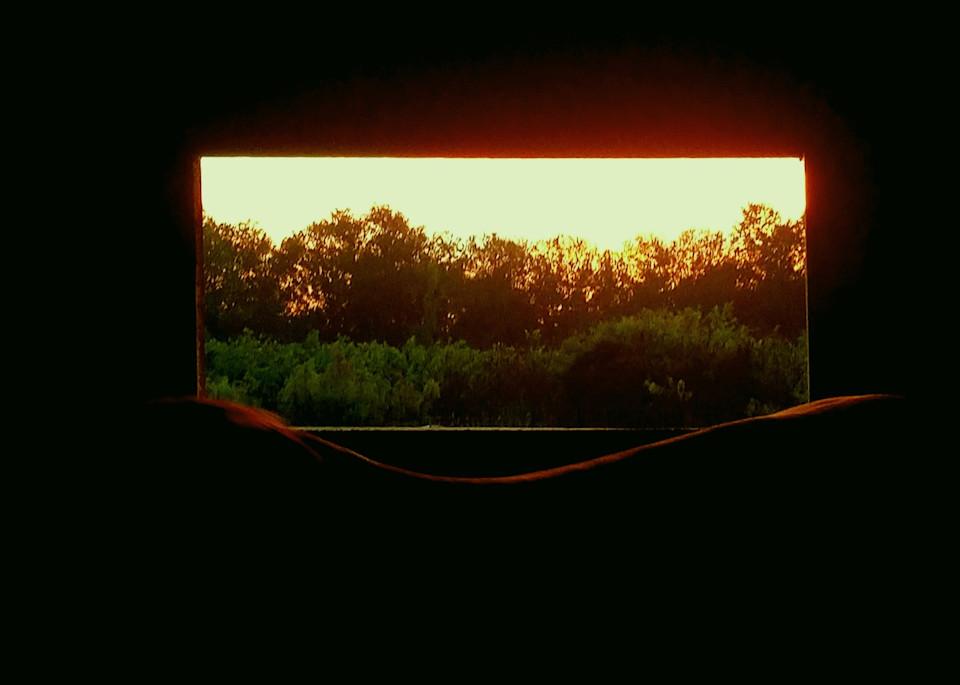 """Sunrise Curve"" Art | debherbertart"