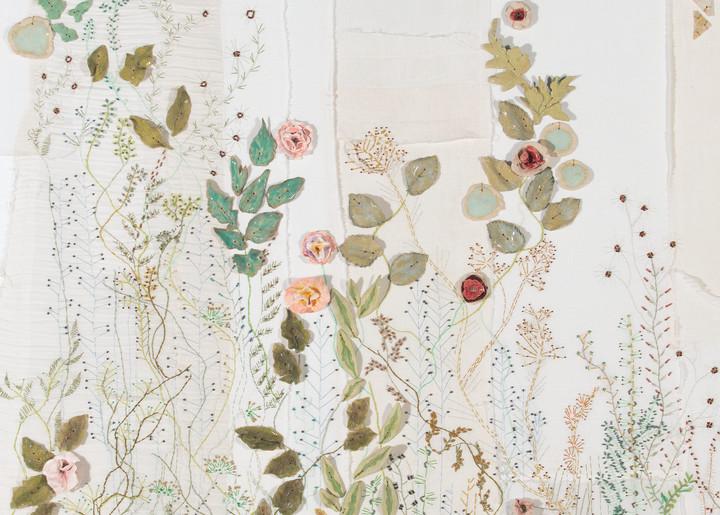 Wild Flowers ~ Print Art   Chatt Hills Artist Co-op, LLC