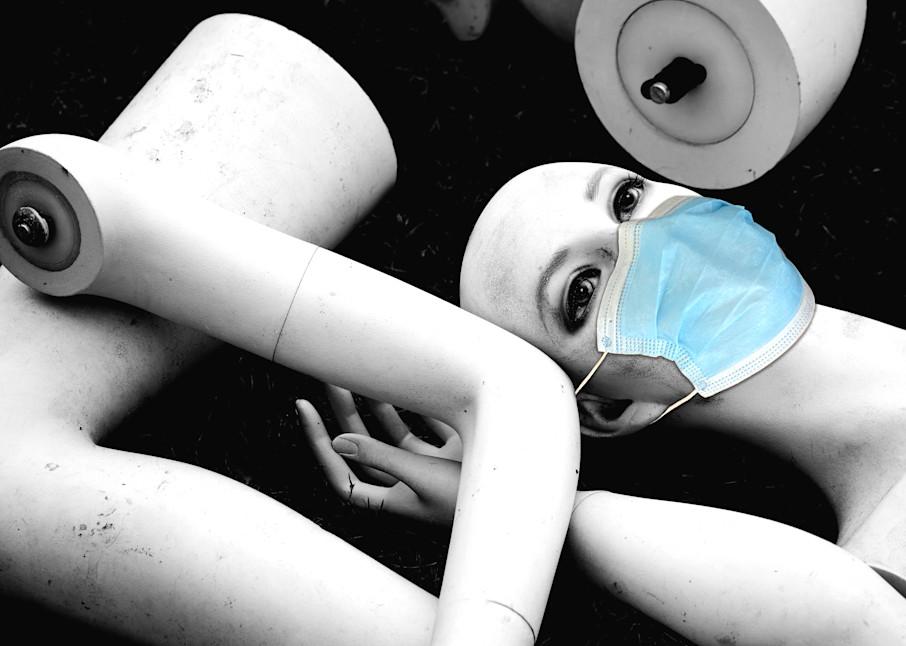 Sterility No. 1, Print, 2020, by artist Carolyn A. Beegan