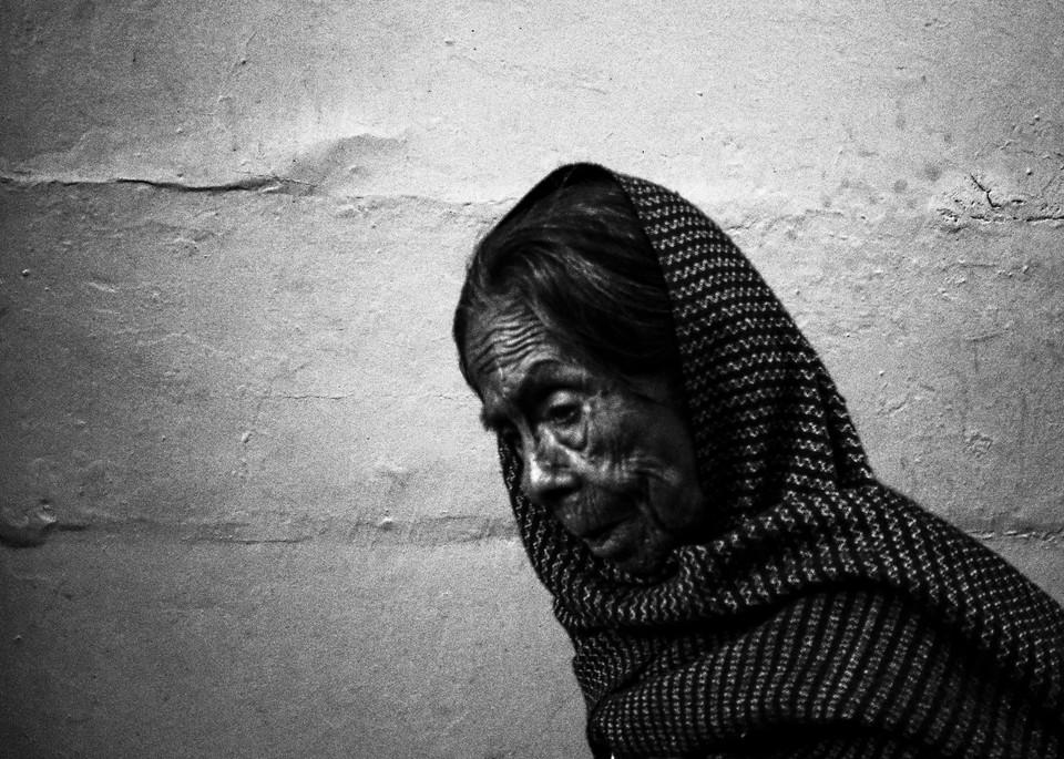 Abuela de Oaxaca