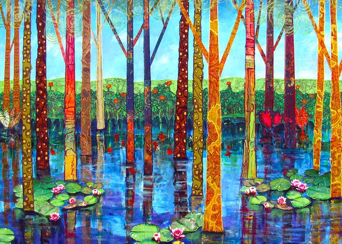 Swamp Song Art | Channe Felton Fine Art