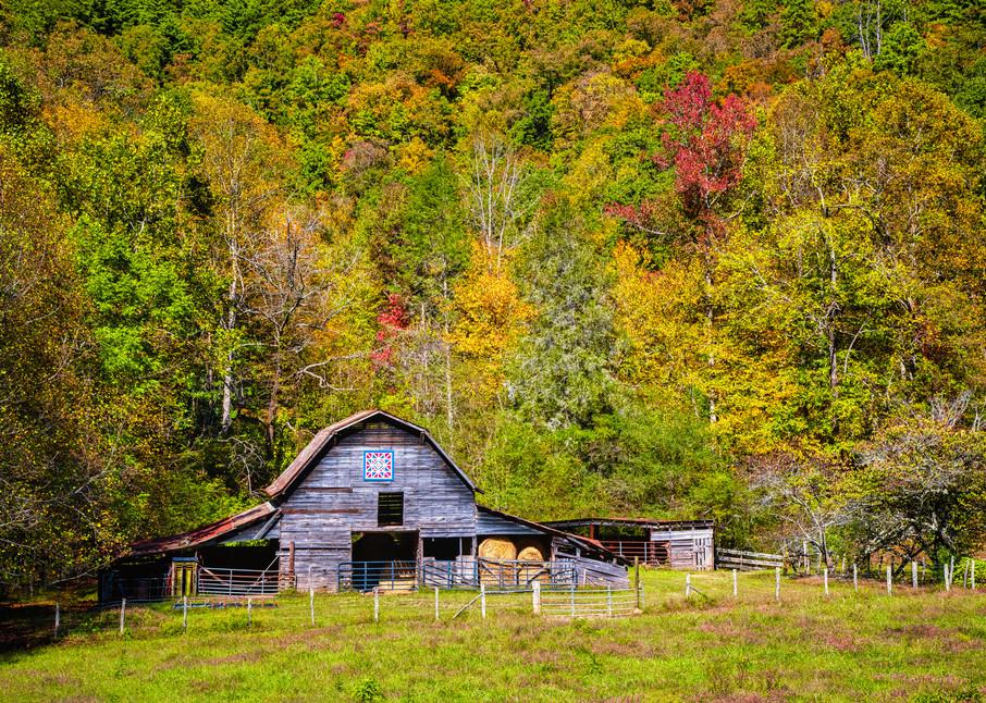 Smoky Mountains Farm Life - Old barns fine-art photography prints