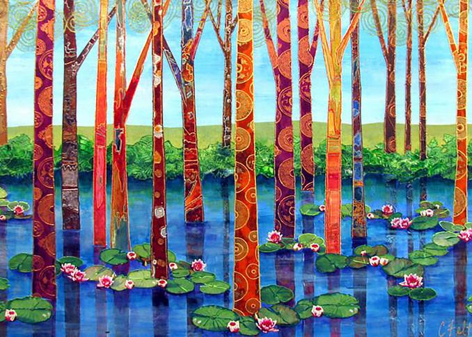 Living Waters 2 Art | Channe Felton Fine Art