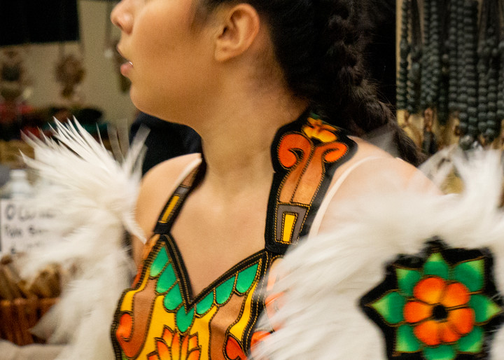 Aztec Dancer 5 Photography Art   Ron Olcott Photography