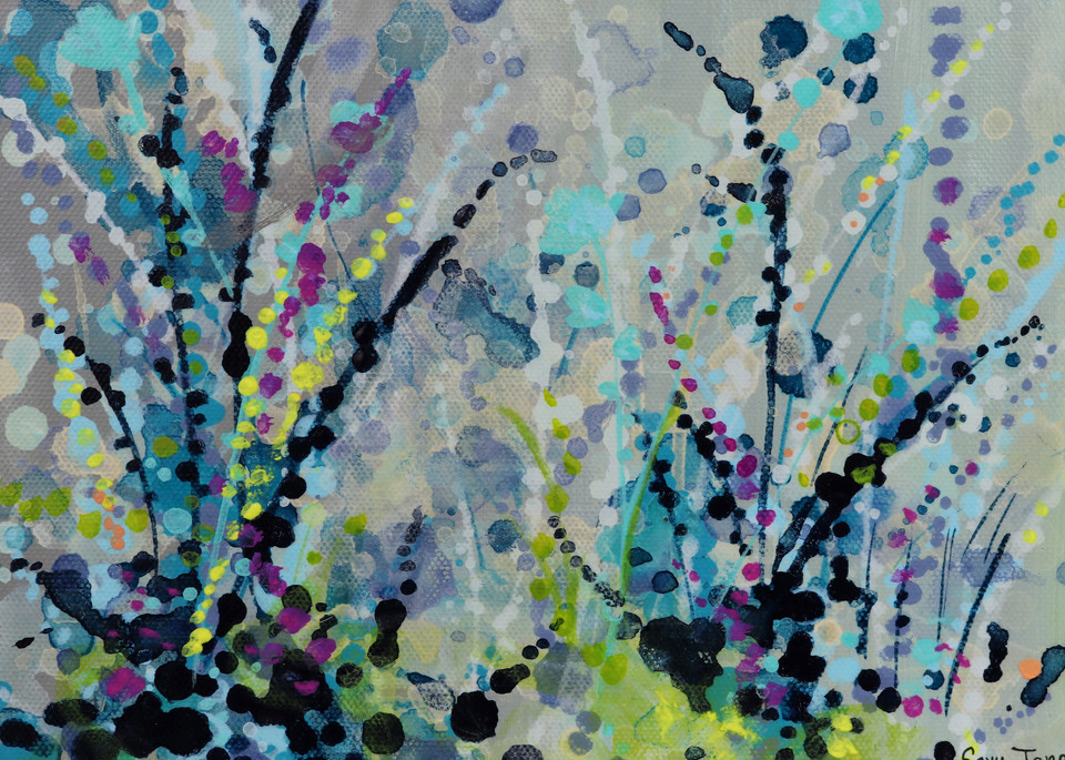 Spring Tide Ii  Art | Savy Jane Studios