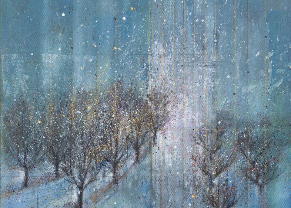 Chopin   Winter Art   Freiman Stoltzfus Gallery