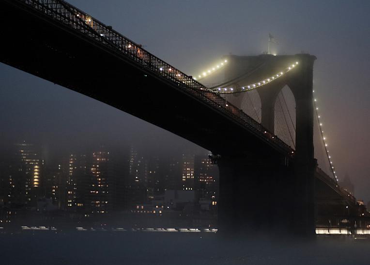 Looking Through The Fog, I See You Photography Art | LenaDi Photography LLC