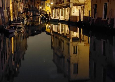 Venice Evening Reflections Photography Art | Photoissimo - Fine Art Photography