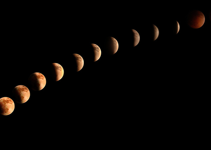 Lunar Experience Photography Art | Austin Marvel