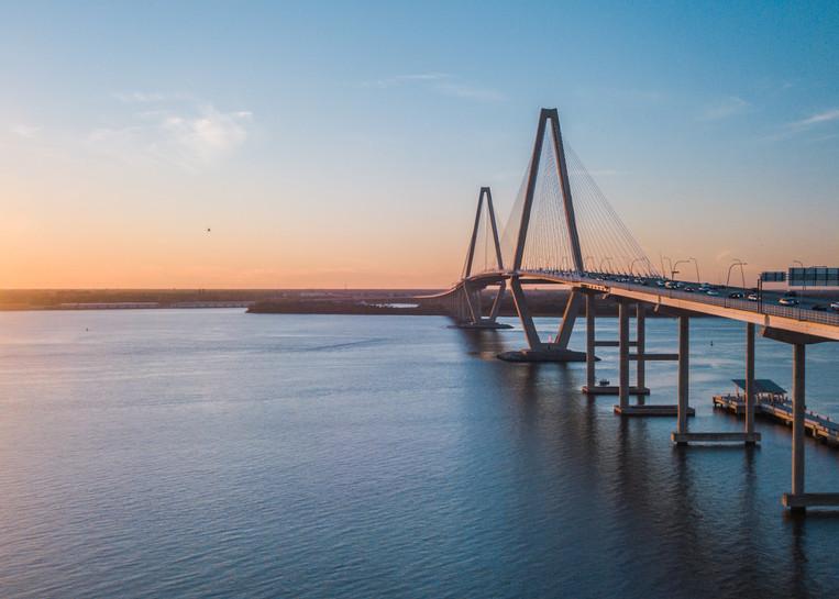 The Road To Charleston Photography Art | Austin Marvel