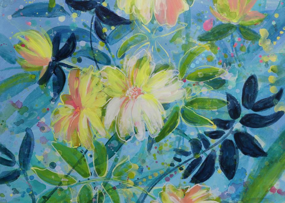 Dawn Dream I Art | Savy Jane Studios
