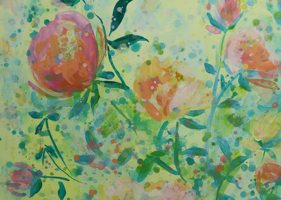 Sorbet Sunrise Ii Art | Savy Jane Studios