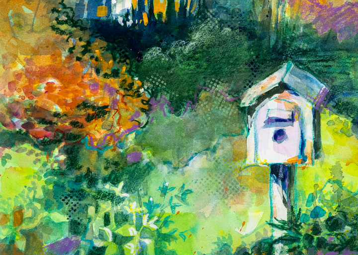 Room For Rent Art | Terrie Haley Artist