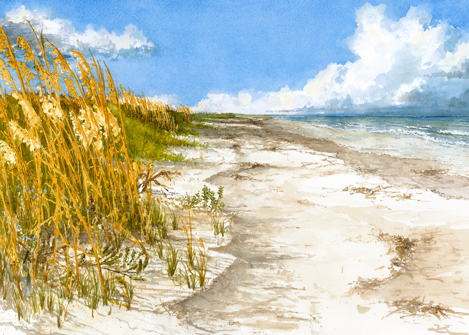 Jekyll Sands Art | Digital Arts Studio / Fine Art Marketplace