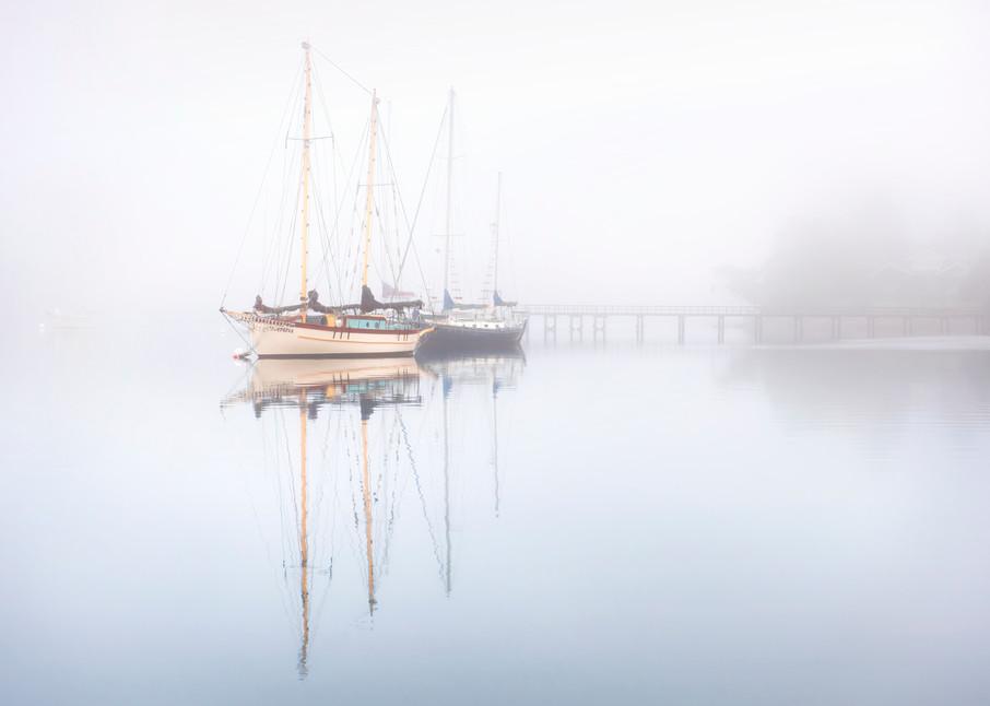 Postponed Departure - Deer Harbor, Washington in the San Juan Islands.