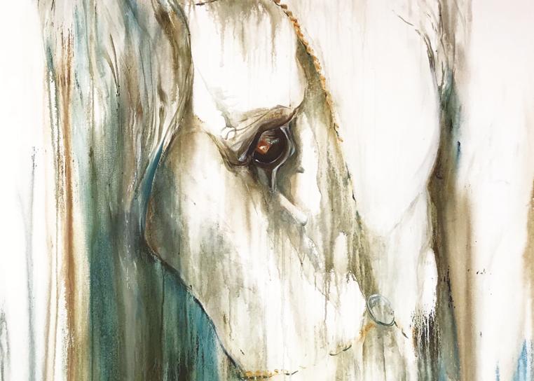 Ligereza Fine Art Print | Tammy Tappan Art