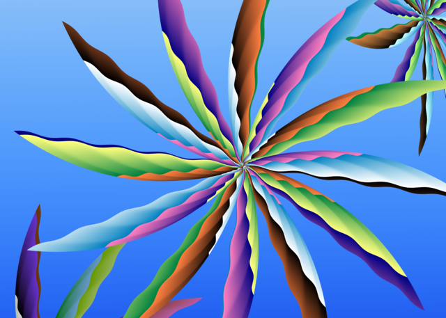 Flores Volans Art | Between Art and Science