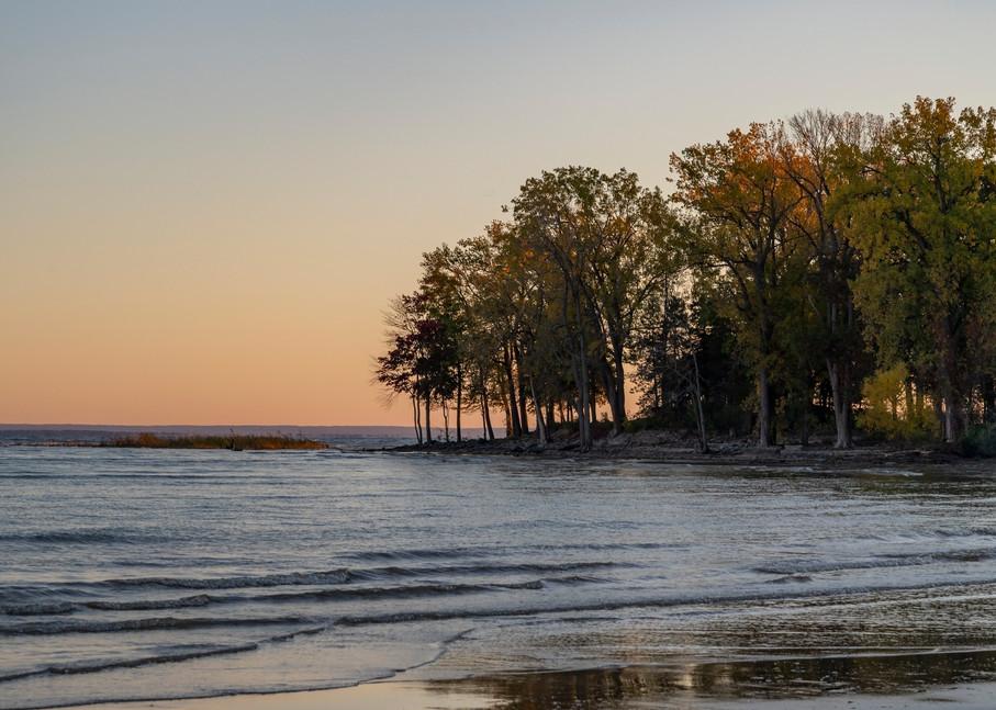 Soothing Sunset Photography Art | Elizabeth Stanton Photography