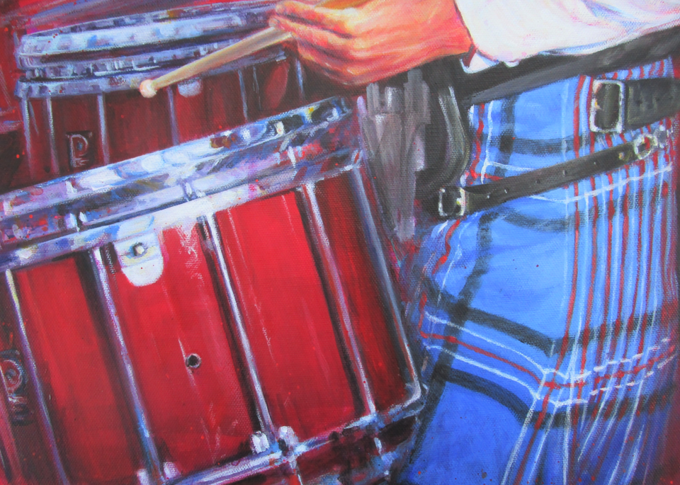 city of dunedin pipe band,