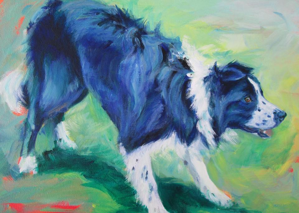 Ready To Fly Art | Lesley McVicar Art