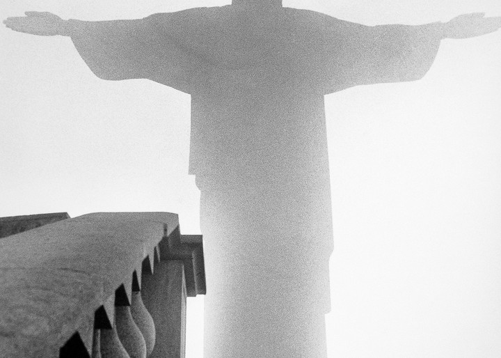 Every Eye Will See Him, Brazil Photography Art | The World in Black and White