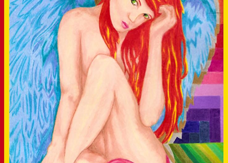 Fallen One Rough Draft Art | Lillith
