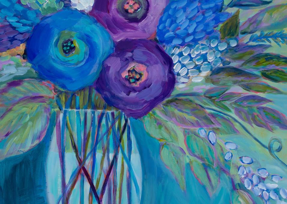 True Blue Art | lynnericson-fine-art.com