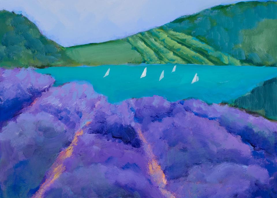 Lavender Lake Art   lynnericson-fine-art.com
