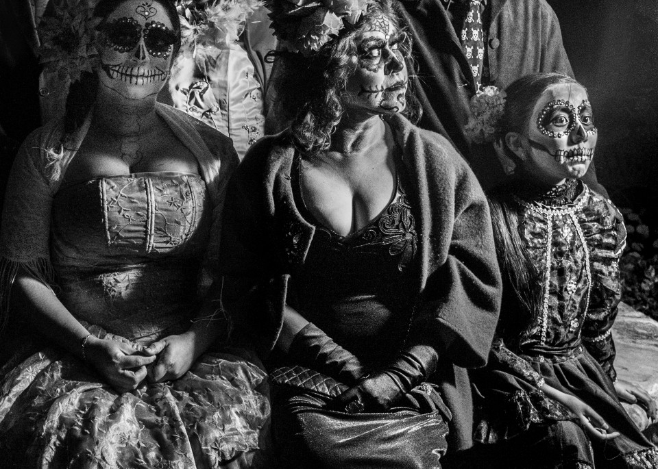 Familia De Susto Photography Art | Harry John Kerker Photo Artist