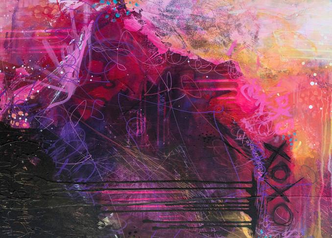 Free This Wild Heart Art   Jessica Hughes Fine Art