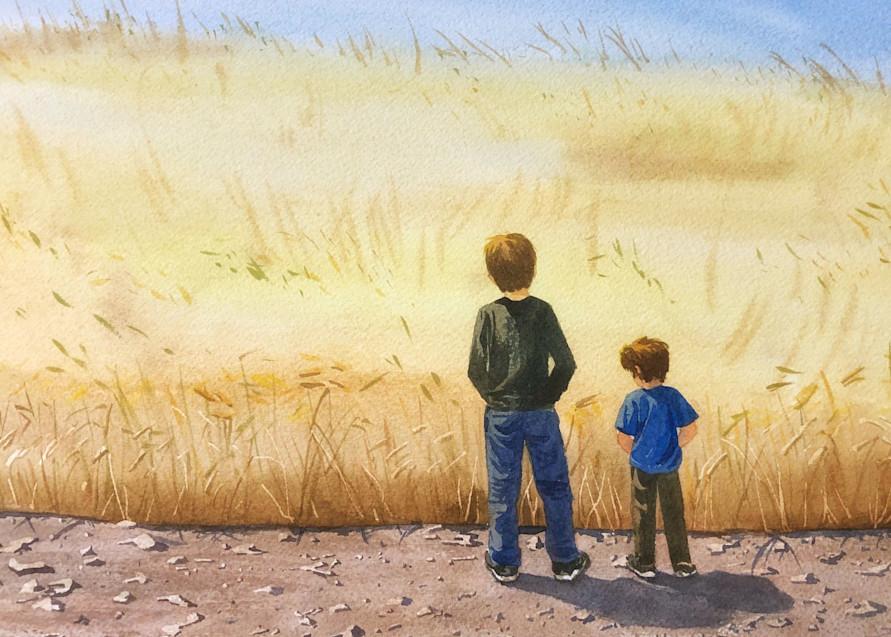 Brothers Art | victoriabishop.art
