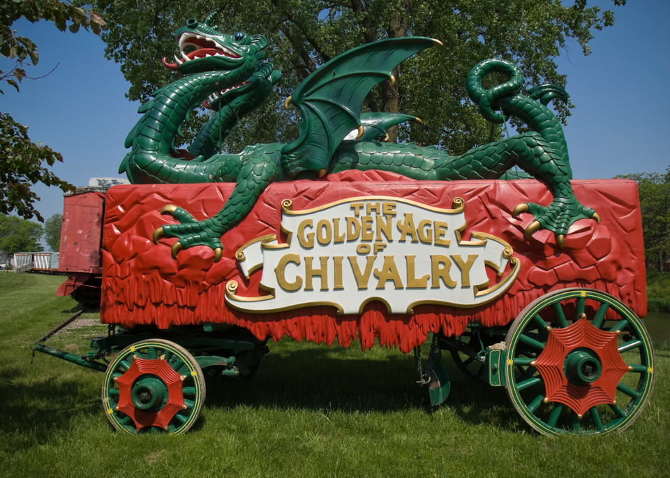Age Of Chivalry Wagon Art | Mark Stall IMAGES
