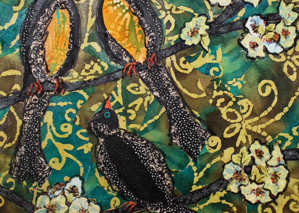 The Three Of Us Print Art | Sharon Tesser LLC