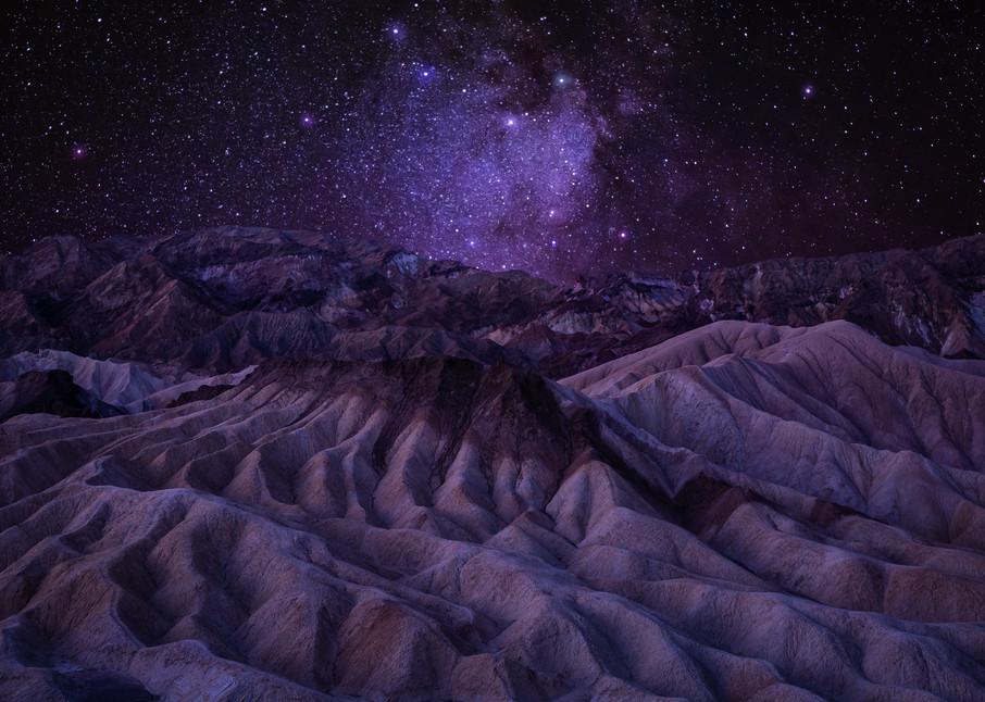 Badland Starlight Photography Art | Josh Kimball Photography